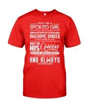 June Dancer girl Classic T-Shirt thumbnail