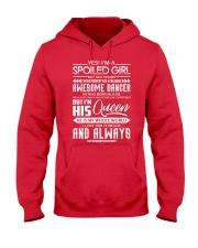 June Dancer girl Hooded Sweatshirt thumbnail