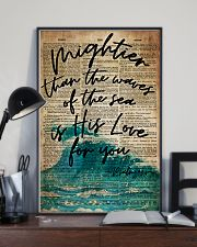 Poster Mermaid love for you 24x36 Poster lifestyle-poster-2