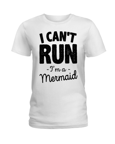 Mermaid cant run