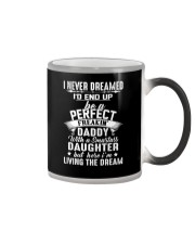 Daddy and Daughter Color Changing Mug thumbnail