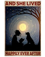 Poster Book happily moon dog 24x36 Poster front
