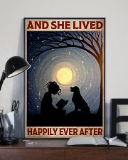 Poster Book happily moon dog 24x36 Poster lifestyle-poster-2
