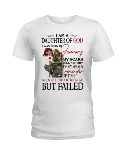 January daughter of god