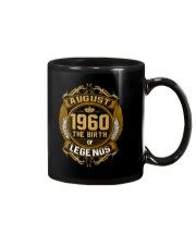 August 1960 The Birth of Legends Mug thumbnail