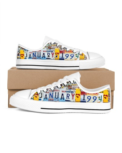 January 94 Shoes lowtop