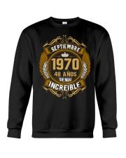 septiembre 1970 - Siendo Increible Crewneck Sweatshirt thumbnail