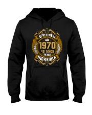 septiembre 1970 - Siendo Increible Hooded Sweatshirt thumbnail