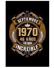 septiembre 1970 - Siendo Increible 24x36 Poster thumbnail
