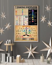 Poster Yoga 7 chakras  24x36 Poster lifestyle-holiday-poster-1