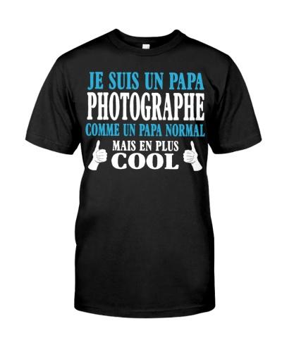 papa photographe