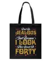 40-Don't Be Jealous Tote Bag thumbnail