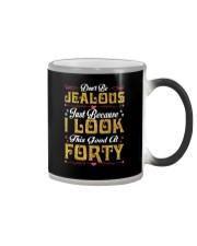 40-Don't Be Jealous Color Changing Mug thumbnail