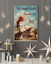 Poster Book breathe air 24x36 Poster lifestyle-holiday-poster-1