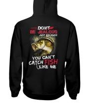 Fishing-jealous Hooded Sweatshirt thumbnail