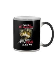Fishing-jealous Color Changing Mug thumbnail