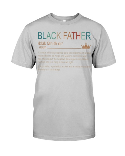 Family black father