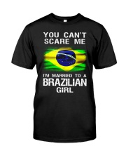 Brazilian Husband Classic T-Shirt tile