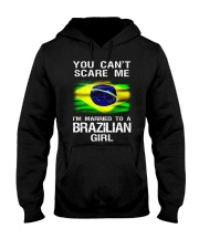 Brazilian Husband Hooded Sweatshirt front