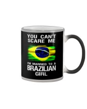 Brazilian Husband Color Changing Mug tile