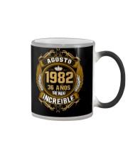 agosto 1982 - Siendo Increible Color Changing Mug thumbnail