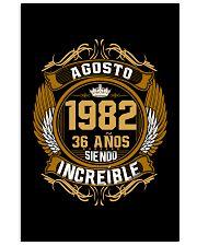 agosto 1982 - Siendo Increible 24x36 Poster thumbnail