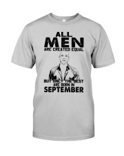 September only the best Classic T-Shirt front