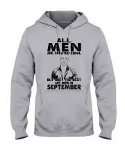 September only the best Hooded Sweatshirt thumbnail