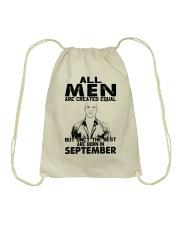 September only the best Drawstring Bag thumbnail