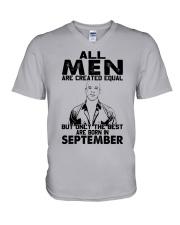 September only the best V-Neck T-Shirt thumbnail