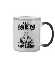 September only the best Color Changing Mug thumbnail
