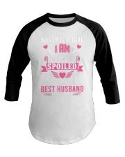 November girl best husband Baseball Tee thumbnail