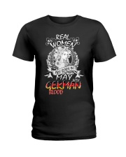 5-women german Ladies T-Shirt thumbnail