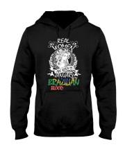 1-women brazilian Hooded Sweatshirt thumbnail
