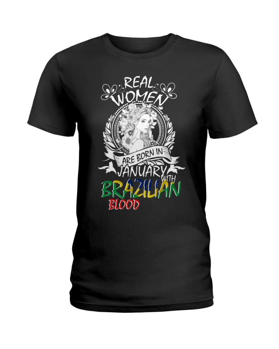 1-women brazilian Ladies T-Shirt