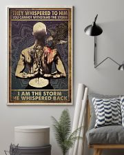 Poster tattoo i am storm man 24x36 Poster lifestyle-poster-1