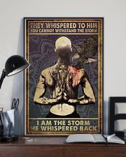 Poster tattoo i am storm man 24x36 Poster lifestyle-poster-2