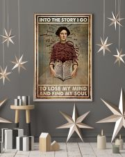 Poster Book into the story 24x36 Poster lifestyle-holiday-poster-1