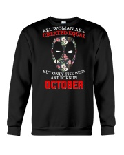 October Created equal Crewneck Sweatshirt thumbnail