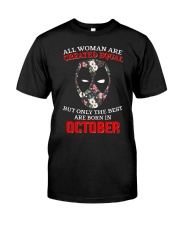 October Created equal Classic T-Shirt thumbnail