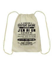 1971 existen encore Drawstring Bag thumbnail