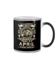 4- ALLE MANNER Color Changing Mug thumbnail