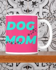 Dog Mom Premium Ceramic Mug Mug ceramic-mug-lifestyle-48
