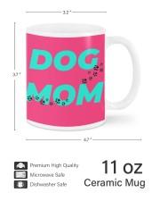 Dog Mom Premium Ceramic Mug Mug ceramic-mug-lifestyle-62