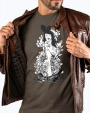 Animal Instinct premiun shirt Premium Fit Mens Tee apparel-premium-fit-men-tee-lifestyle-front-18