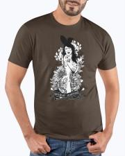 Animal Instinct premiun shirt Premium Fit Mens Tee apparel-premium-fit-men-tee-lifestyle-front-19