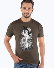 Animal Instinct premiun shirt Premium Fit Mens Tee apparel-premium-fit-men-tee-lifestyle-front-20