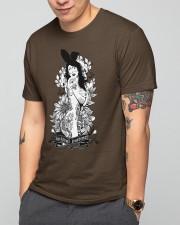 Animal Instinct premiun shirt Premium Fit Mens Tee apparel-premium-fit-men-tee-lifestyle-front-40