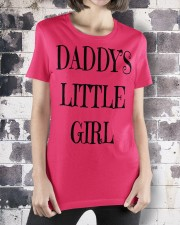 Daddy's Little girl Premium - Classic Tee Tank top Premium Fit Ladies Tee apparel-premium-fit-ladies-tee-lifestyle-30