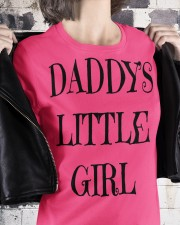 Daddy's Little girl Premium - Classic Tee Tank top Premium Fit Ladies Tee apparel-premium-fit-ladies-tee-lifestyle-32
